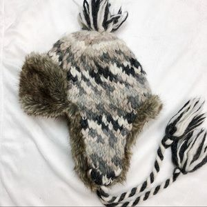 AEO Wool and Alpaca Trapper Hat